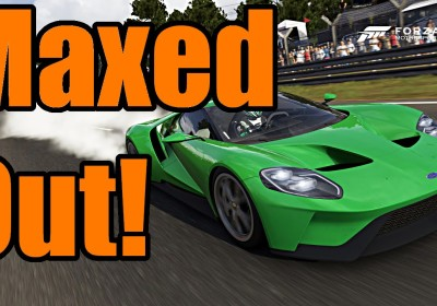 Forza Motorsport   Ford Gt Maxed Out And Top Speed