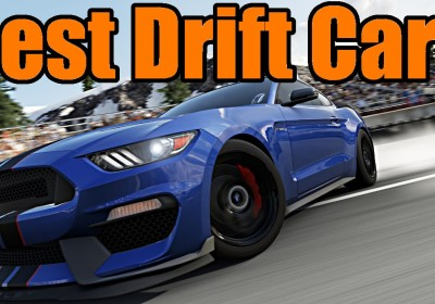 Forza Motorsport Best Drift Car Shelby Drift Build
