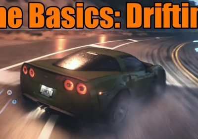 Need For Speed 2015 | The Basics: How to Drift EASY SETUP